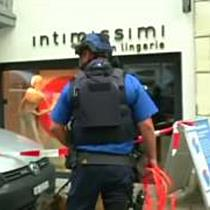 Polizei nimmt mutmaßlichen Kettensägen-Angreifer fest