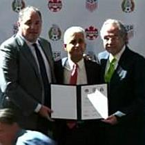 USA, Kanada und Mexiko wollen gemeinsam Fußball-WM austragen