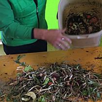 So kompostieren Sie richtig