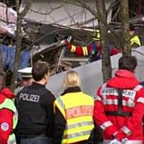 Bayern: Mehrere Tote bei Zugunglück