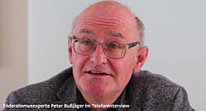 Vorarlberg als Teil der Schweiz: Das sagt Peter Bußjäger