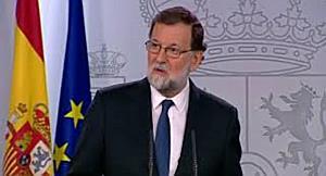 Sturz mit Ansage: Madrid übernimmt Regierungsgewalt in Katalonien
