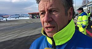 WEF-Gipfel in Davos: Hochbetrieb am Flughafen Altenrhein