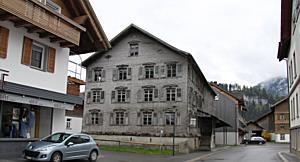 So will die Gemeinde Bezau das leerstehende Gasthaus Krone nutzen