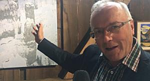 Reinhard Haller zum geplanten Steinbruch
