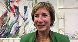 Gabriele Nußbaumer nach ihrem Rücktritt