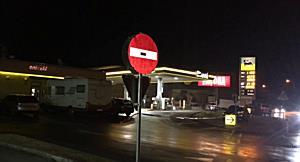 Alarmfahndung nach Tankstellenüberfall in Rankweil
