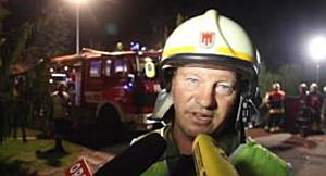 Ein Toter bei Brand in Hohenweiler