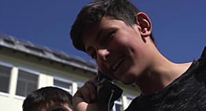 """It's up 2 u"" –  Filmprojekt das HAPPY macht"