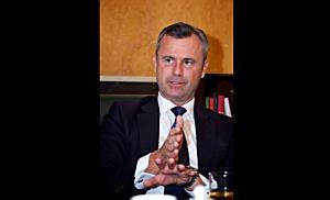Bundespräsidentenwahl 2016: Livetalk mit Norbert Hofer