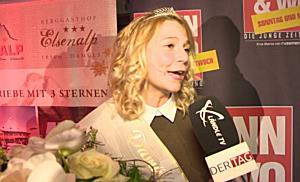 Schneekönigin Damüls 2017