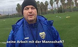 SCR Altach Trainingslager