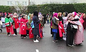 Bregenz: Demonstration für Aleppo und ein Freies Syrien