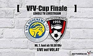 LIVE: VFV - Cupfinale 2017
