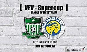 LIVE: VFV-Supercup-2017