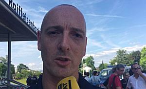 Überfall Raiffeisenbank Hohenems