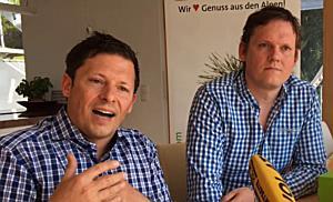 """Alpen Sepp: Bregenzerwälder Käse und Wurst bei """"2 Minuten 2 Millionen"""""""