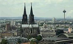 """Trump-Anhänger werben für """"Islamic State of Germany"""""""