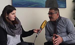 Wahlkapfverbot für türkische Politiker: Adnan Dincer im VOL.AT Interview