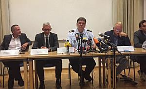 Pressekonferenz zur Schießerei in Konstanz
