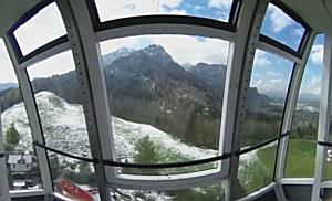 360-Grad-Video Karrenseilbahn