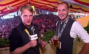 LIVE: Eröffnung Bockbierfest 2017 der Brauerei Frastanz