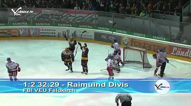 FBI VEU Feldkirch vs. ATSE Graz