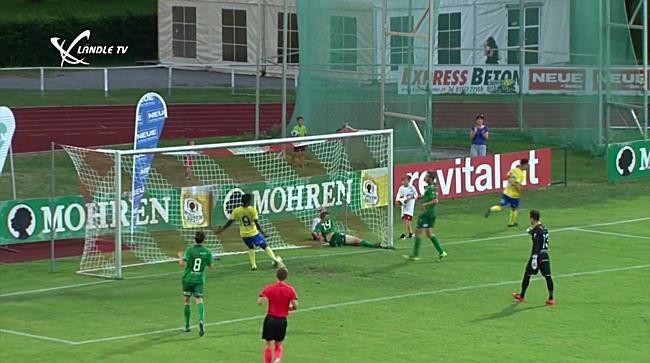 VFV SUPERCUP - VfB Hohenems vs. FC Langenegg