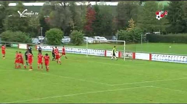 FC Schwarzach gegen FC Mäder