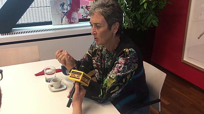 Ulrike Lunacek: Koalitionsträume
