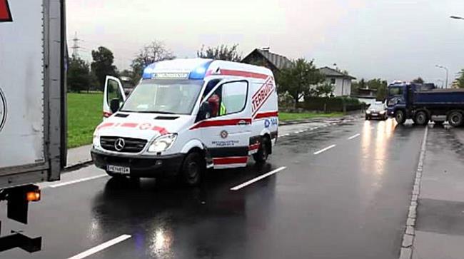 Unfallvideo Langgasse Rankweil