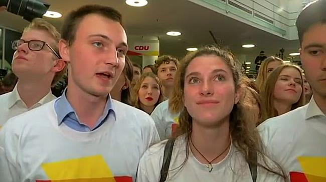 Union gewinnt Bundestagswahl