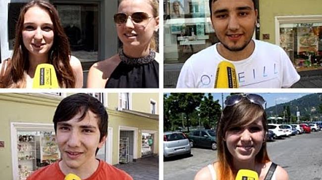 Meinungsumfrage in Vorarlberg zur Vorfreude auf die Fußball-WM