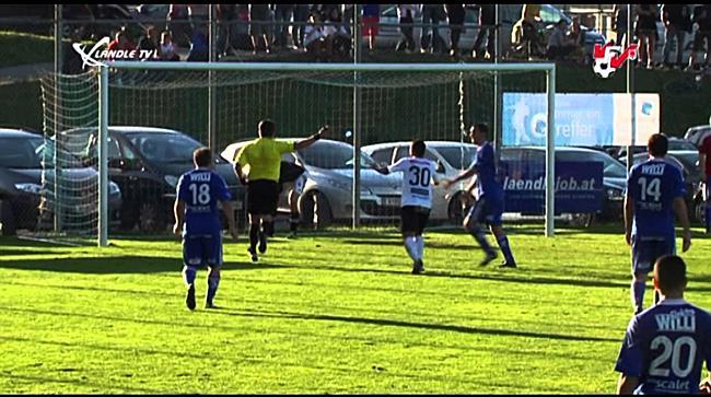 FC Andelsbuch vs. SC Bregenz