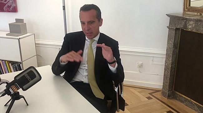 Christian Kern: Braucht Österreich einen starken Mann?