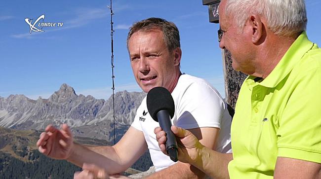 Begegnung am Berg  - mit Ernst Seidl