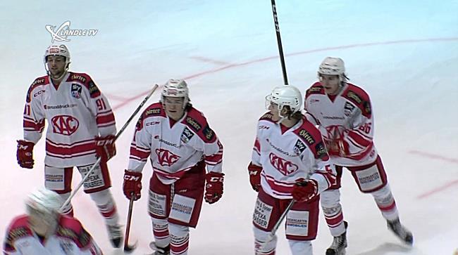 EHC Lustenau vs. EC KAC II