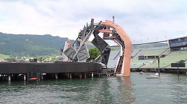 Das achte Geheimnis der Bregenzer Seebühne zu Carmen