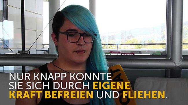 Sexuelle Belästigung auf dem Heimweg: Transsexuelle Luna berichtet