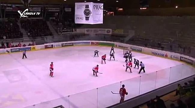 NL: EC Dornbirn vs. HC Innsbruck