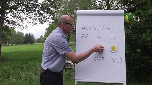 Kachelmannwetter vom 24.05.2017