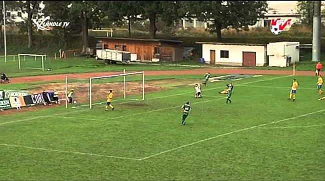 VFB Hohenems vs. FC Lauterach