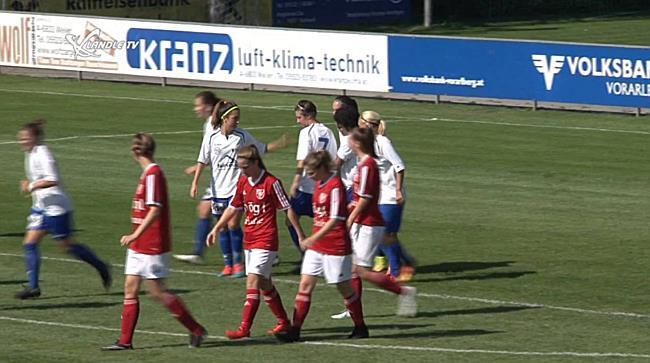 Highlights: FFC Vorderland vs. SV Taufkirchen