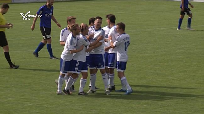 FC Nenzing vs. SC Röthis