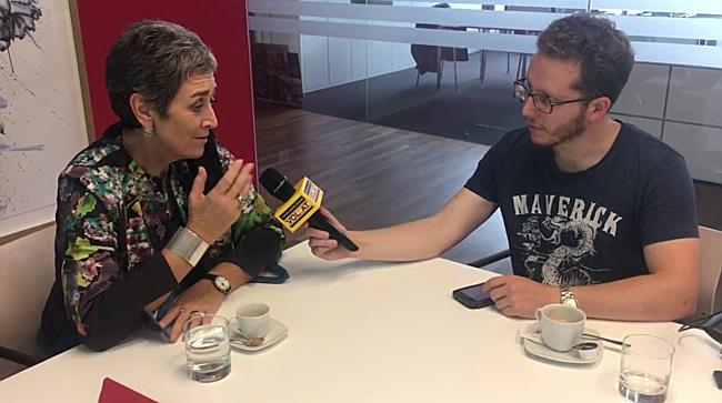 Ulrike Lunacek im VOL.AT-Interview
