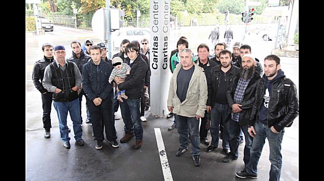 Hungerstreik: Demo gegen Abschiebung