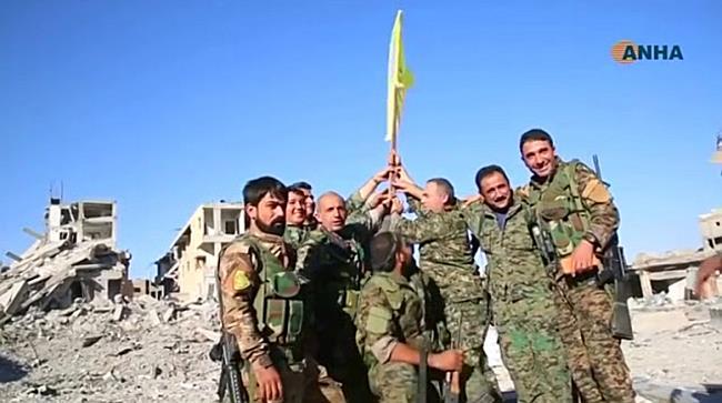 IS in syrischer Ex-Hochburg Rakka offenbar geschlagen