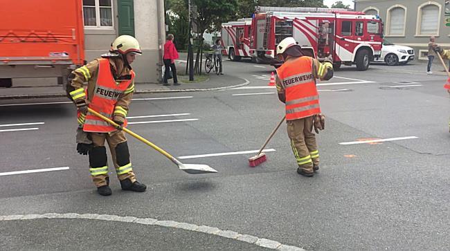Schwerer Verkehrsunfall in Lauterach: Fußgänger von Auto erfasst und getötet