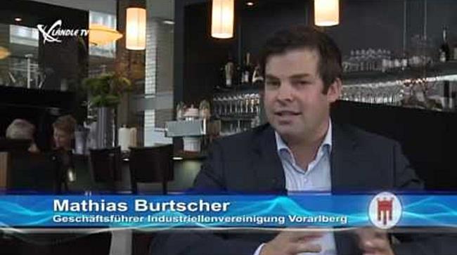 Ländle Talk mit Mathias Burtscher