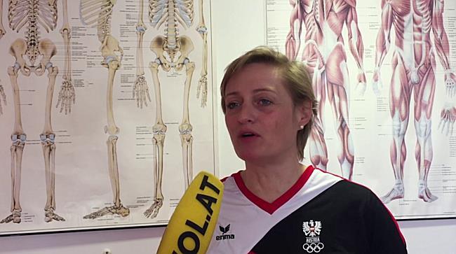 Die perfekte Sommerfigur: Antje Peuckert im VOL.AT-Gespräch